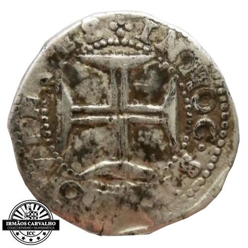 D. Afonso VI Tostao ou 100 Réis