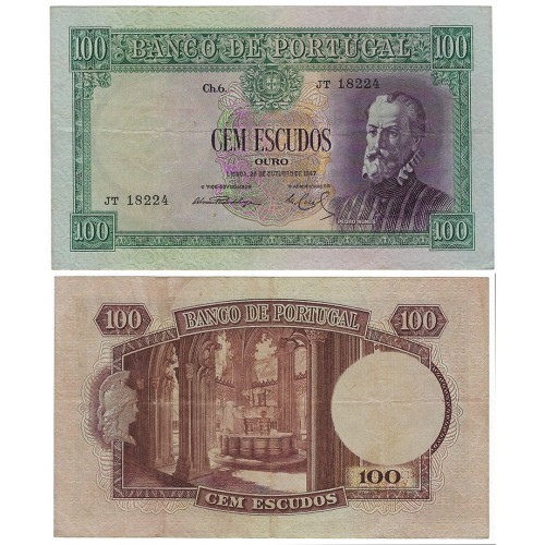 100$00 Ch.6  (28/10/1947)