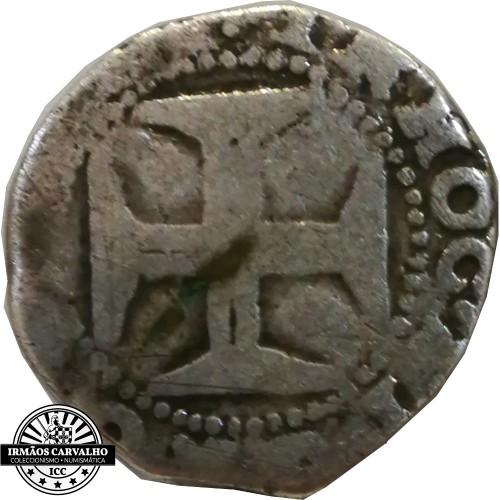 D. Afonso VI - Tostão (100 Réis)