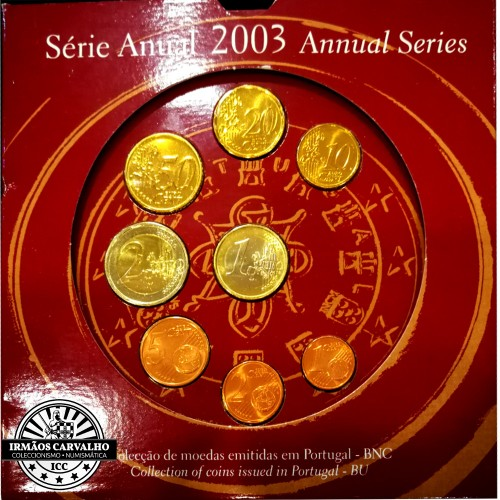 Portugal Proof 2003
