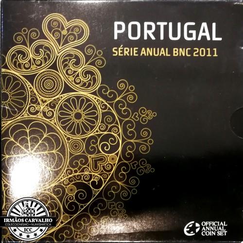 Portugal 2011 Bu Set