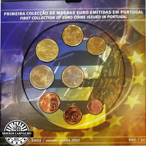 Portugal 2002 Bu Set