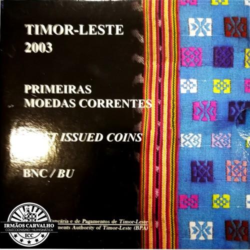 Timor Leste - 2003
