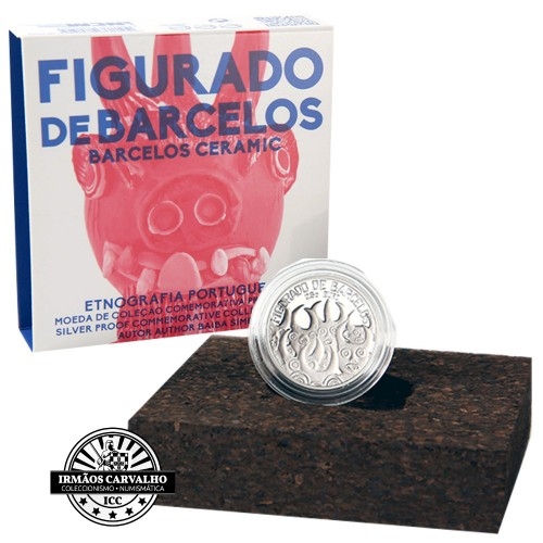 Portugal  - 2.5€  2016  FIGURADO DE BARCELOS (Proof)
