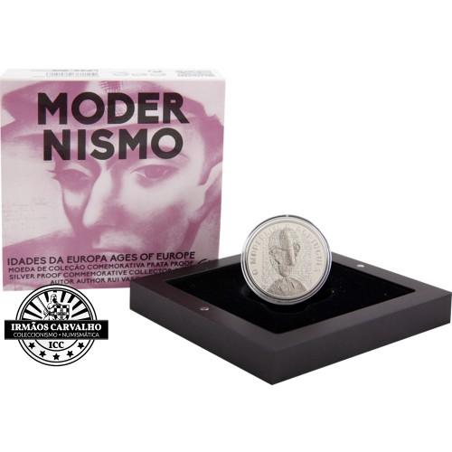 Portugal  - 5€  2016 O MODERNISMO (Proof)