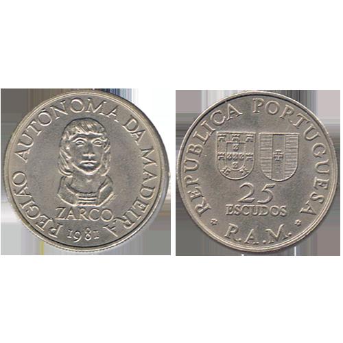 25$00 (R. A. Madeira)