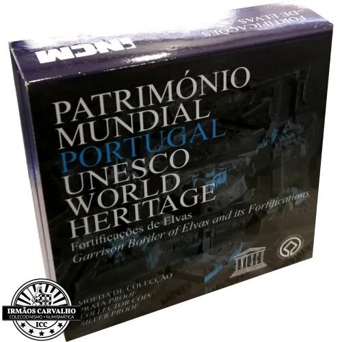 Portugal 2,50€ 2013 FORTIFICAÇÕES DE ELVAS (Proof)