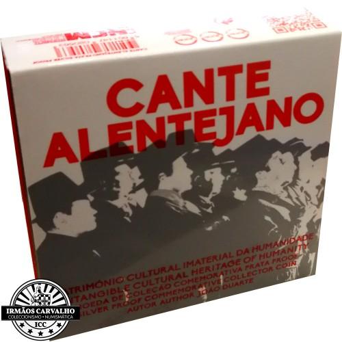 Portugal  - 2.5€  2016 CANTE ALENTEJANO (Proof)