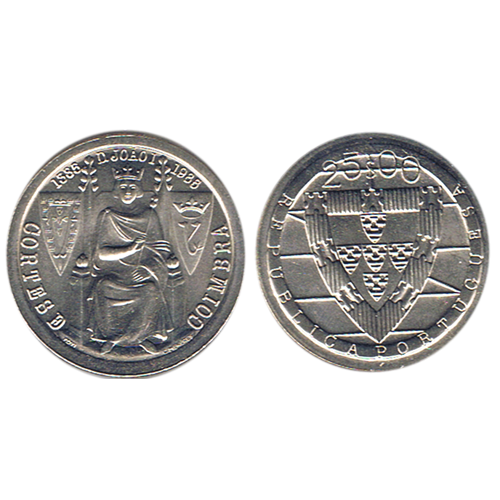 25$00 (Cortes de Coimbra)