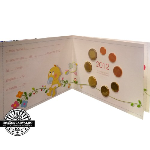Portugal 2010 ANNUAL SERIES - BABY (FDC)
