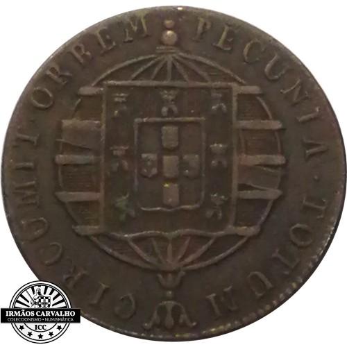 Brazil 1818 XL Reis (Rio)