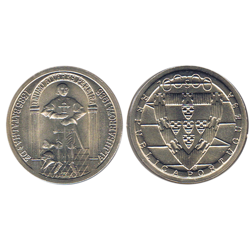 100$00 1985 (Bat. Aljubarrota)