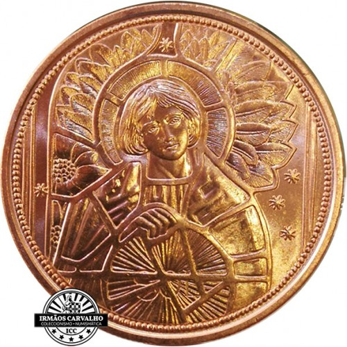 Áustria - 10€ 2018 (Anjo Uriel)