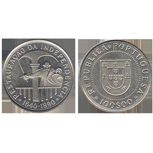 100$00 1990 (Rest. Independência)