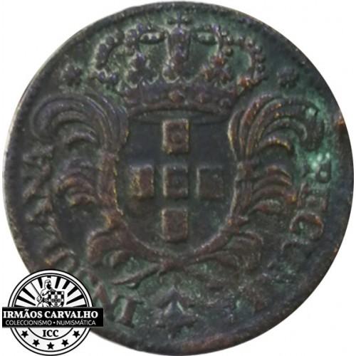 D. José I - V Réis 1750 Açores