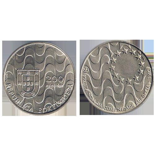 200$00 1992 ( Presidência CEE)