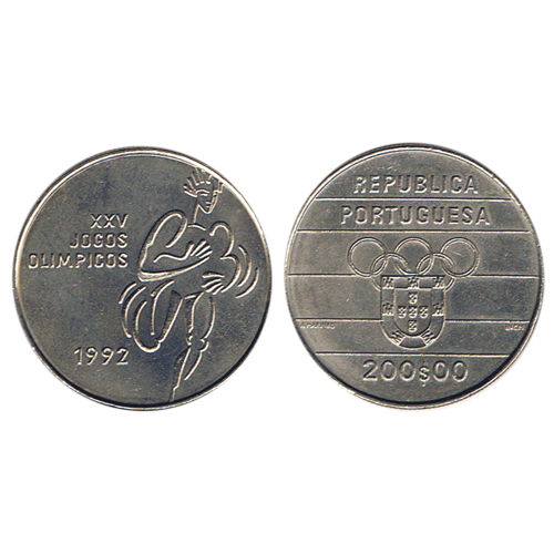 200$00 1992 ( J.Olimpicos Barcelona)