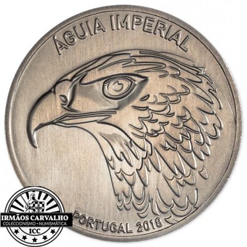 Portugal  - 5€   Águia Imperial 2018