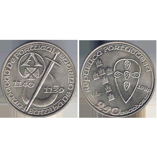 250 Escudos (Fundação de Portugal)