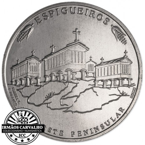 Portugal - 2,50€ 2018 Espigueiros do Noroeste