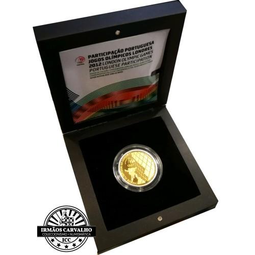 2.50€ 2012 Jogos Olímpicos de Londres (Bi-metálica)