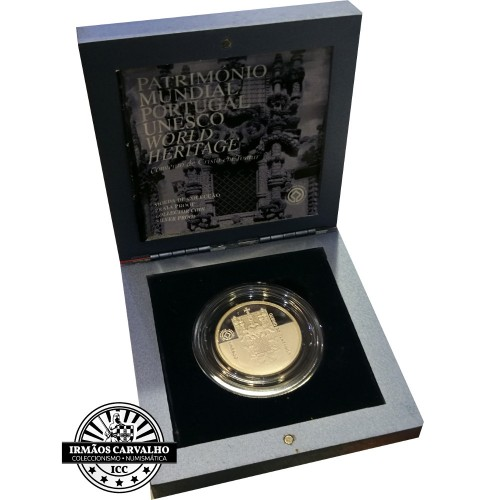 Portugal 5€ 2004 (Evora Historical Center) Proof