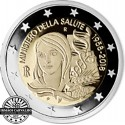 Italy 2€ 2018 60 Years of the Ministry of Health