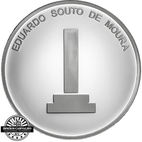 Portugal - 7.5€ 2018  SOUTO MOURA