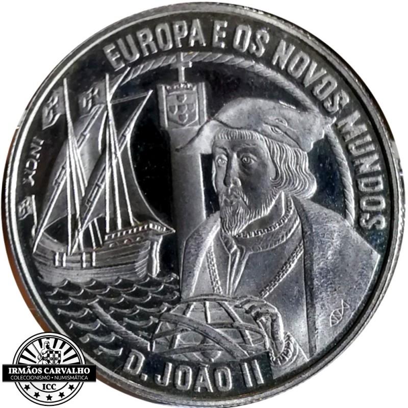 Europa Novos Mundos D. Joao II