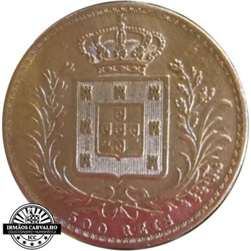 D. Luís I - 500 Reis 1871