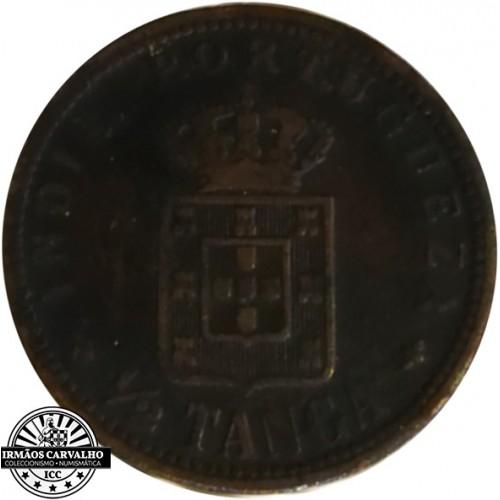 D.Carlos India 1/2  Tanga 1903