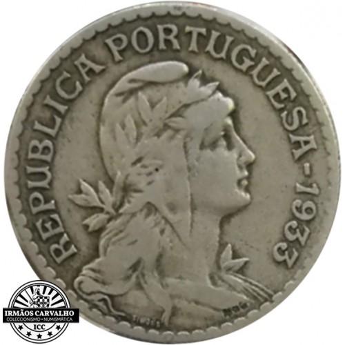 Guine 1 Escudos 1933