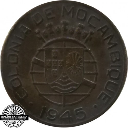 Moçambique 1 Escudo 1945