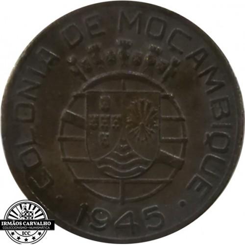 Mozambique 1 Escudo 1945