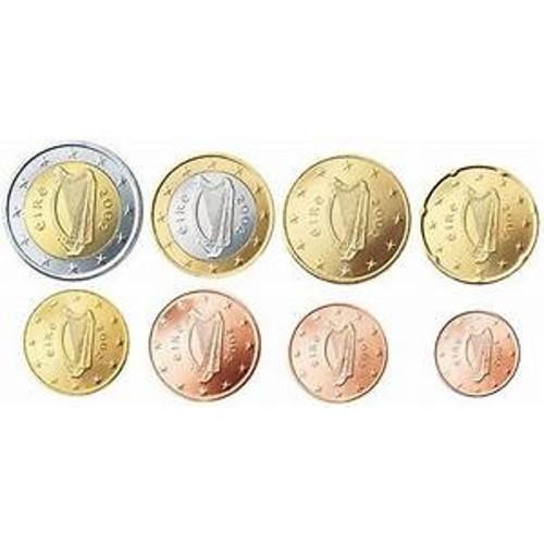 Ireland 2006 euro set