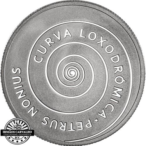 Portugal  5 euros 2019 MOEDA RENASCENÇA  Prata