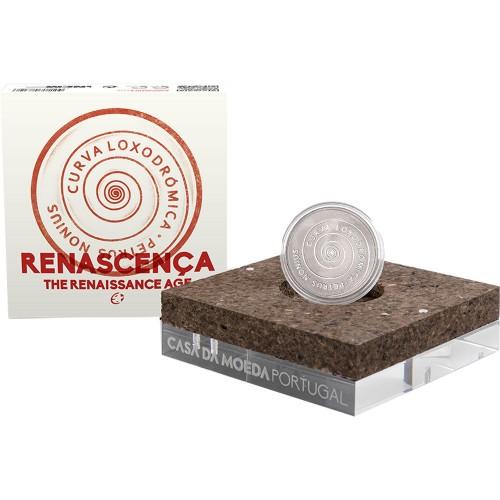 Portugal - 2019 5 Euro THE RENAISSANCE (Silver)
