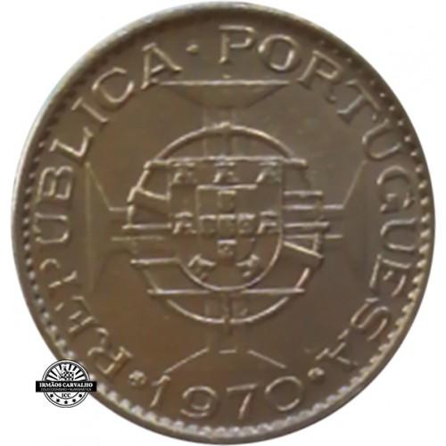 Mozambique 10$00 1970