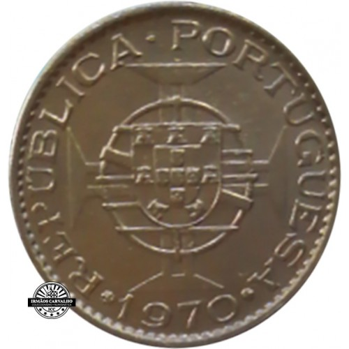 Moçambique 10$00 1970