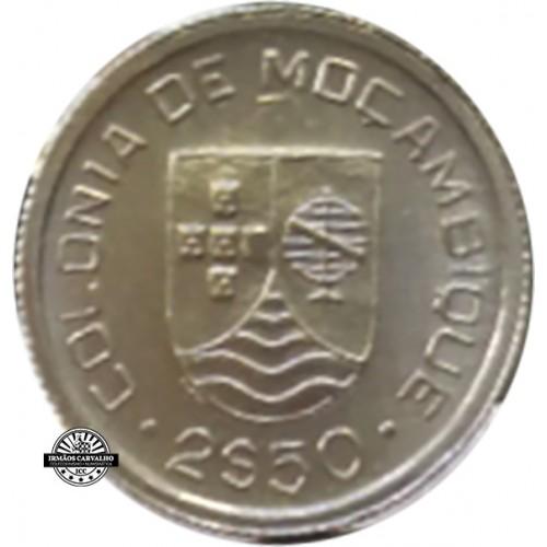 Mozambique 2$50 1935