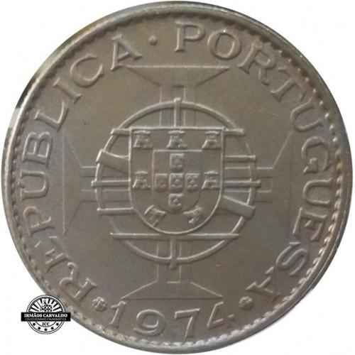 Moçambique 10$00 1974