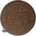 Mozambique  1 Escudo 1957