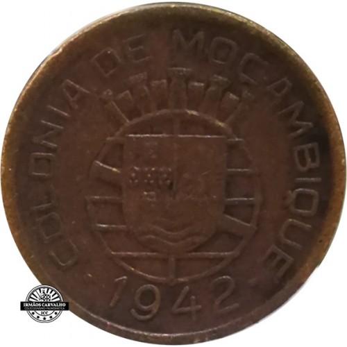 Mozambique 10 Centavos 1942