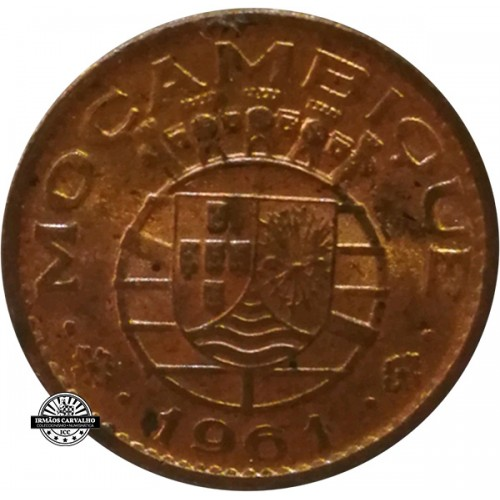 Moçambique 20 Centavos 1961