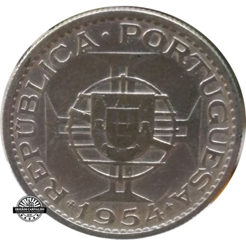 Moçambique  10$00 1954
