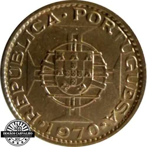 Timor  2$50 1970