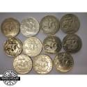 Colecção 5 escudos em Prata