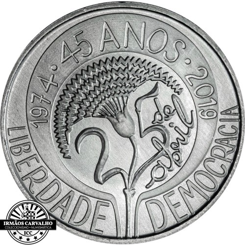 Portugal 5€  2019 25 de Abril
