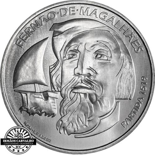 Portugal 7.5 euros  2019 Fernão Magalhães