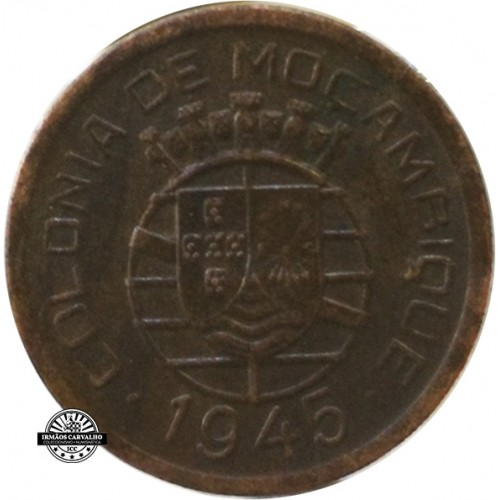 Mozambique 50 Centavos 1945